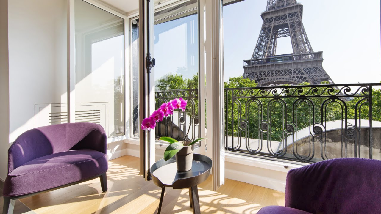 8 Modern Apartments in Paris - YouTube