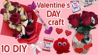 10 DIY Valentine's Day Crafts HOW TO! 2018