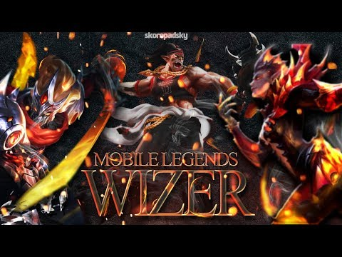 потеем как сука Mobile Legends.