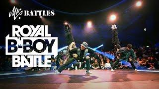 Morning of Owl | Royal B-Boy Battle Qualifier 2017 | Showcase