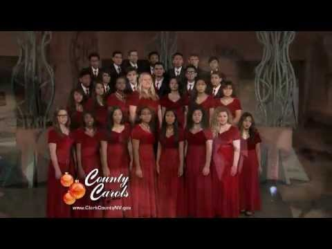 Desert Oasis High School's The Academy Singers Perform Holiday Music