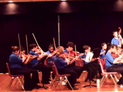Jupiter Middle School Concert