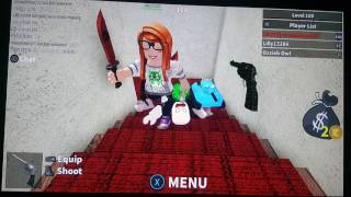 Roblox Xbox One Murder Mystery on Wednesday #16 with Rainbow Dash