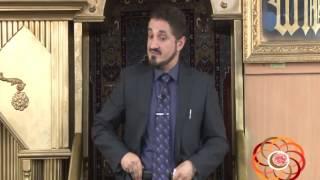 """خطبة د عدنان إبراهيم بعنوان """"قيم جيدة وفلسفة رديئة"""" بتاريخ 17/01/2014"""