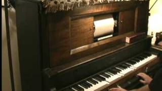 Capitol Player Piano Roll Nola - Felix Arndt