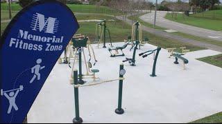 Memorial Fitness Zones - Broward County Outdoor Gym