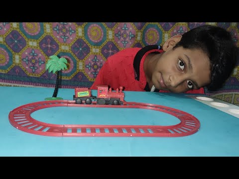 Mini train play set for Rs 80 only || world express train set