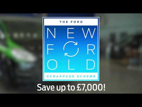 Ford Van Scrappage Scheme at Foray - Save up to £7000
