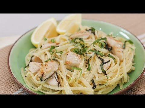 Garlic Chicken Pasta Recipe | Yummy Ph