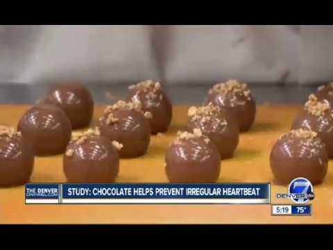 Study: Chocolate Helps Prevent Irregular Heartbeat