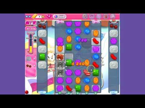 Candy Crush Saga Level 2224  -  no boosters