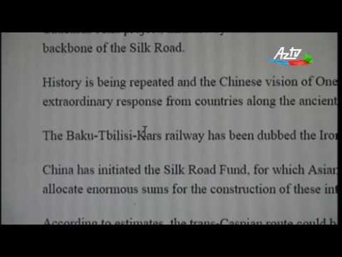 """Bakı Limanı """"The China Daily""""-də"""