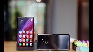 استعراض للهاتف Xiaomi Mi Mix 2