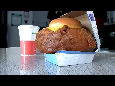 World's Largest/Dumbest Filet-O-Fish