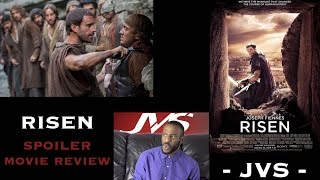 RISEN (2016) | SPOILER MOVIE REVIEW & THOUGHTS