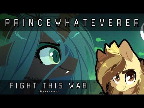 PrinceWhateverer - Fight This War Ft. DivinumX