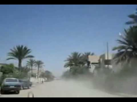 Counter ambush in Iraq