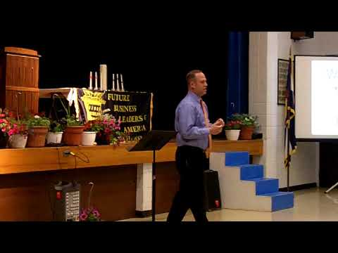 FBLA School Commencement Speech | Las Animas High School | Mike Phillips / Motivation