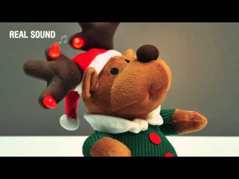 Singing Christmas Toy