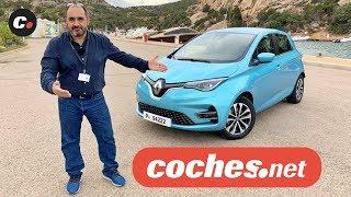 Renault Zoe 2020 Eléctrico | Primera prueba / Test / Review en español | coches.net