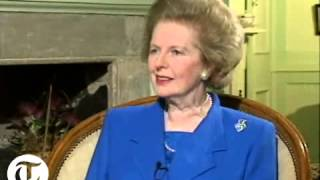 Archive: Thatcher resigns as Prime Minister