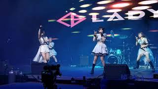 Ladybaby at Anime Matsuri in Houston song Renge Chance.