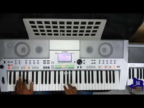 ENNA KODUPAEN NAAN in keyboard christian song jaischool of music