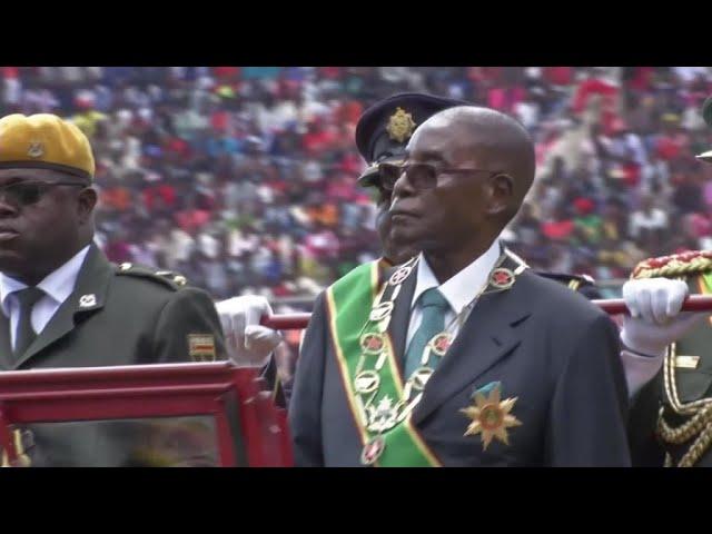 Décès de Robert Mugabe : Le Zimbabwe en deuil