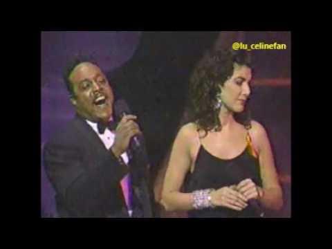 Celine Dion & Peabo Bryson - Beauty and The Beast - Oscars 1992
