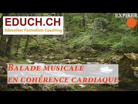 Balade musicale en coherence cardiaque le printemps s'