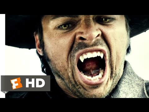 Priest (2011) - Taking Down Black Hat Scene (10/10) | Movieclips