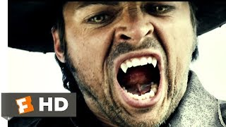 Priest (2011) - Taking Down Black Hat Scene (10/10) | Movieclips