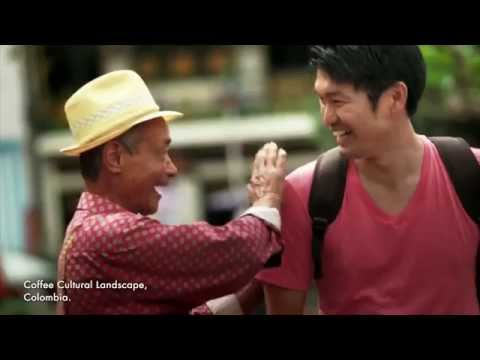 Colombia is Magical Realism 1min Ad Ref  Coffee Cultural Landscape 720p