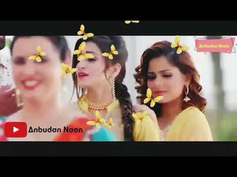 Patha Theriyama Nadakurathum|| Punjabi Video Mix || Cute Status || Tamil || Anbudan Naan|| Whatsapp