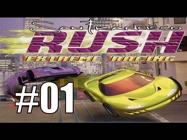 Let's Play San Francisco Rush: Extreme Racing #01 - Way Back When