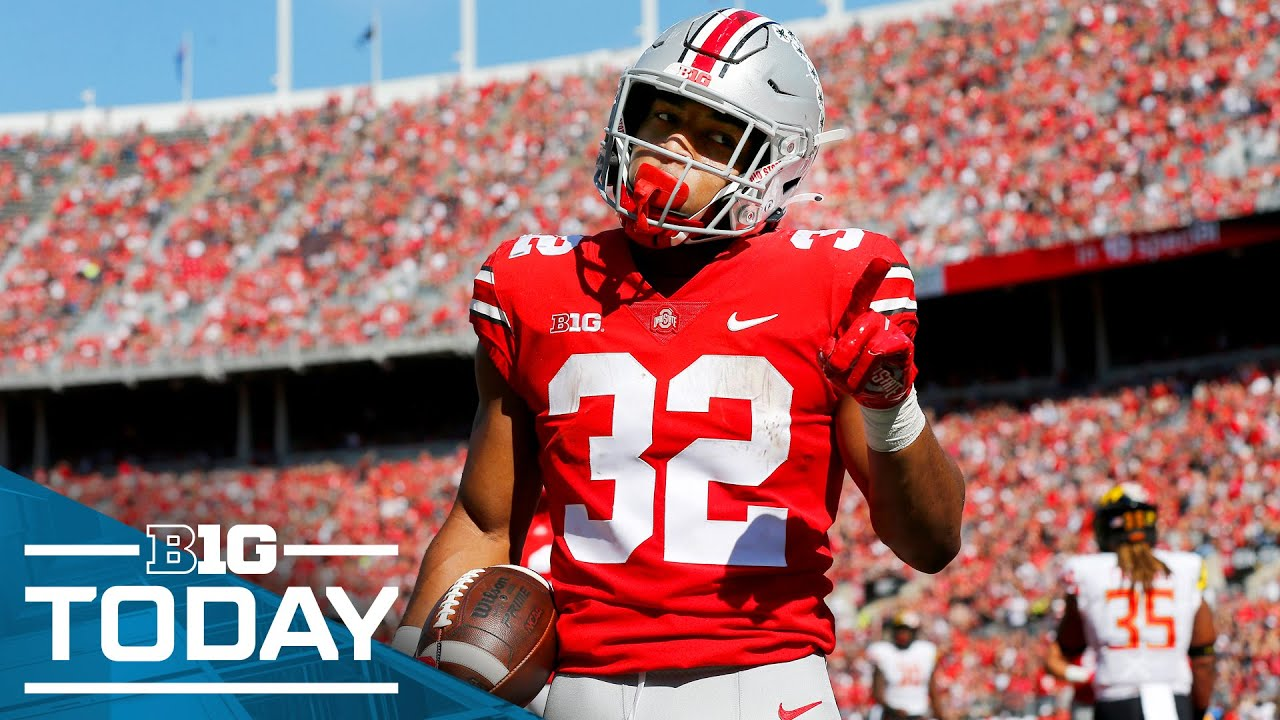 Download The Best of B1G Today | What Lies Ahead for the B1G's 5 Teams in the Top 10? | Oct. 15, 2021