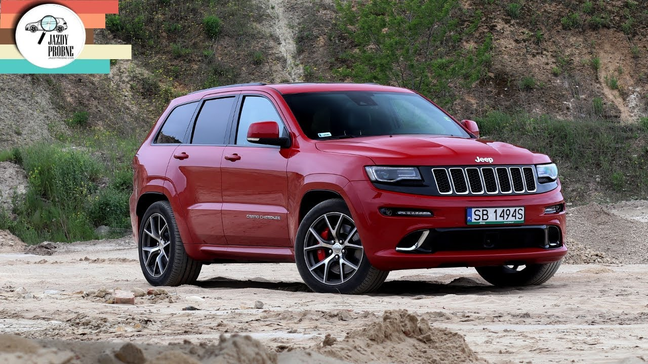 jeep grand cherokee srt 6 4 v8 hemi 468 km znikaj cy punkt 219 jazdy pr bne youtube. Black Bedroom Furniture Sets. Home Design Ideas
