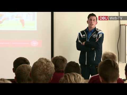 Se Pierre Emils foredrag for danske talenter