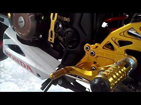 Modifikasi Ringan All New CBR 150R