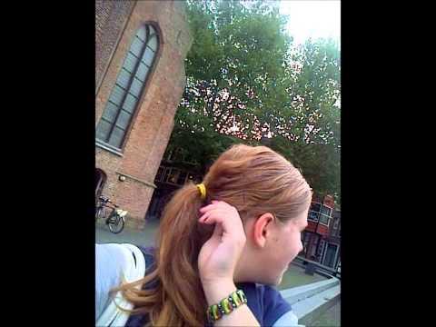 vlogging to Woerden