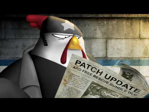 Rocketbirds 2: Evolution Free DLC and Patch PS4 PSV