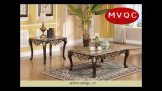 Coffee table, coffee tables, wooden coffee table, Tables, MVQC, Meuble Valeur