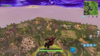 Loot Lake Event! - Best View! (Fortnite Battle Royale)