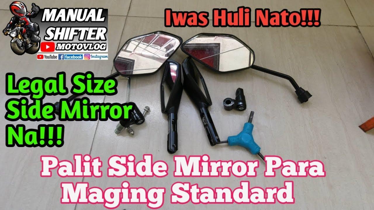 Download Palit ng Side Mirror Para Iwas Huli   Yamaha SZ