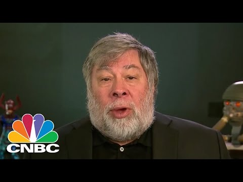 Steve Wozniak On Silicon Valley ComicCon: Turned Science Fiction Into Reality | Power Lunch | CNBC