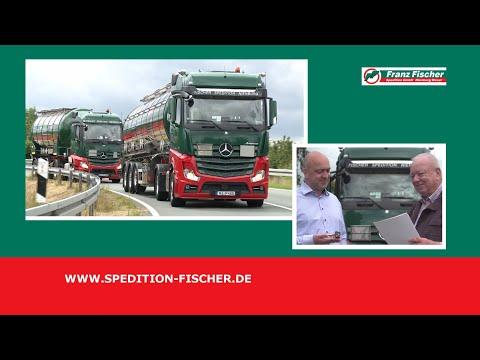 Imagefilm Franz Fischer Spedition GmbH
