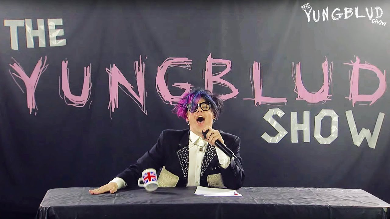 Image result for THE YUNGBLUD SHOW LIVE