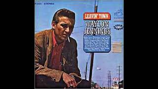Watch Waylon Jennings Leavin Town video