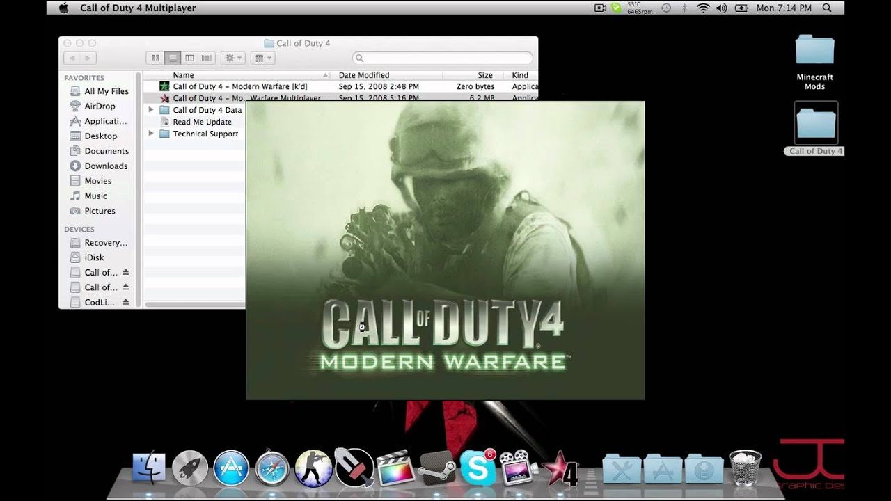 call of duty 4 mac download tpb