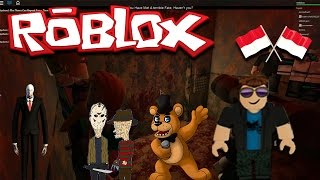 Roblox Indonesia The Horror Elevator-Many